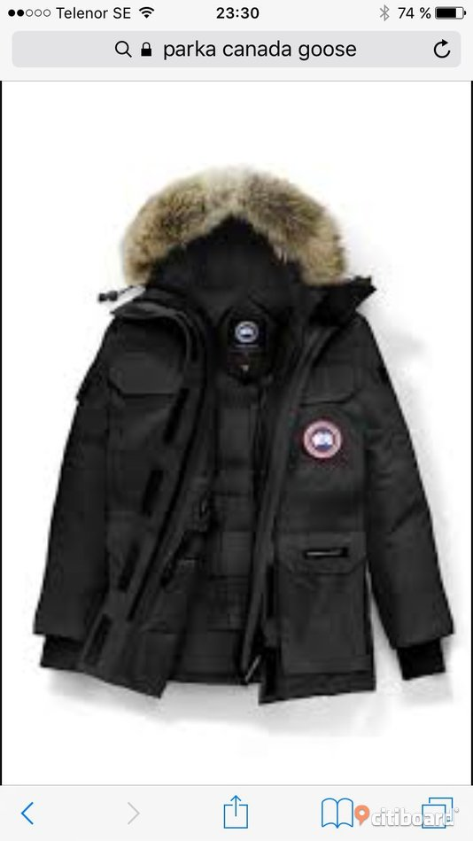 Expedition canada goose  32-34 (XS) Borås / Mark / Bollebygd