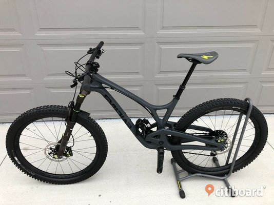 "Evil The Calling Mountain Bike Medium 27.5"" Carbon Frame Complete Bike Karlskrona"