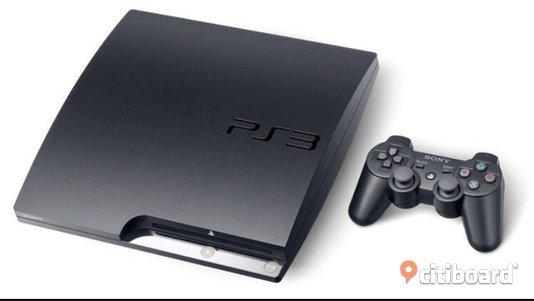 Playstation 3 slim 250 gb