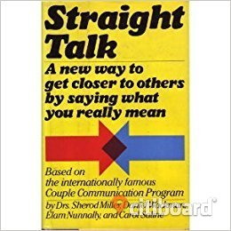 Straight talk: A new way to get closer to others by saying what you really mean Jönköping Sälj