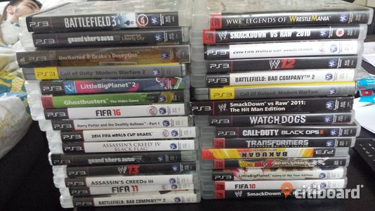 Playstation 3 spel  Bjuv