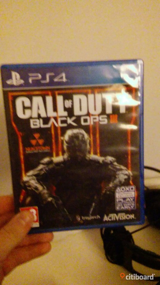 Black ops 3 ps4 Tomelilla