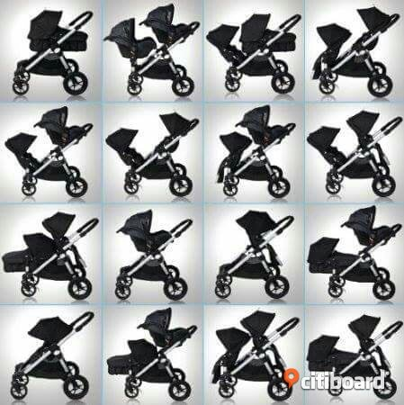 Babyjogger city select  Uppsala
