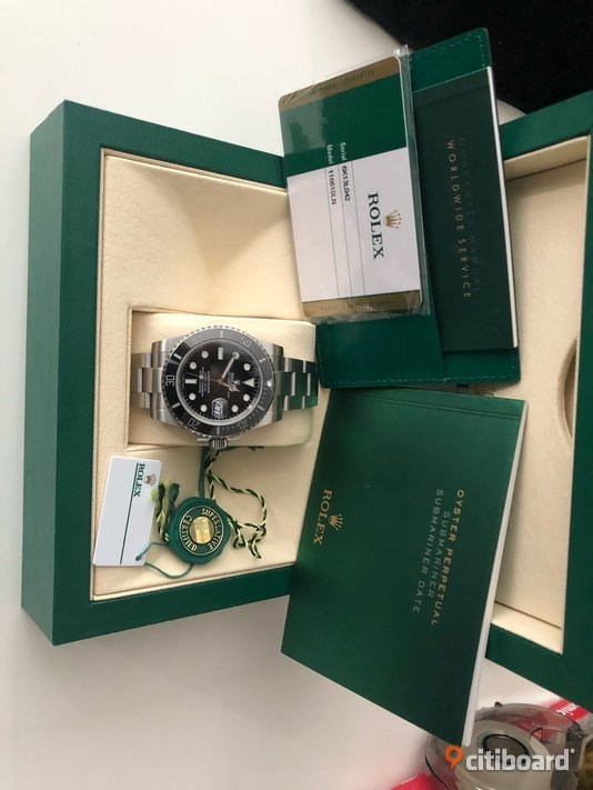 Rolex Submariner NOOB V9