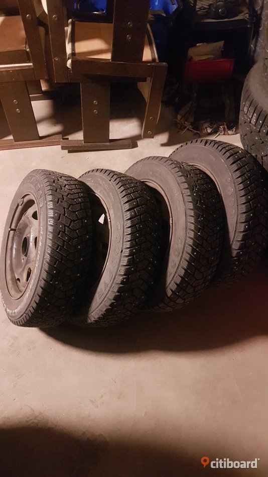 GoodYear 155/70R13 750 Ultra Grip 4 Bult. Södermanland Flen Sälj