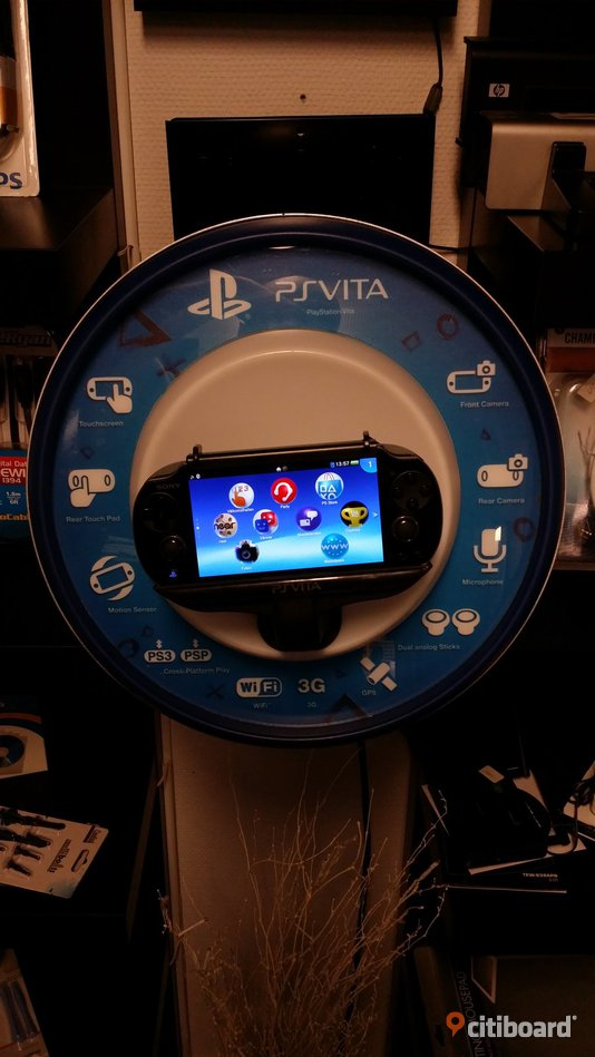 Demo-pod Sony PS Vita
