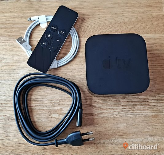 Apple TV 4th Gen 32GB Ljud & Bild Halland Varberg