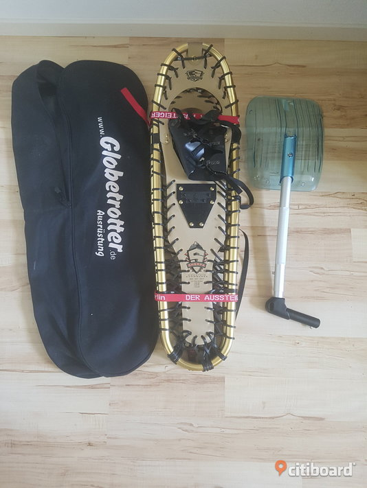 Sherpa mountain snowshoes Lund