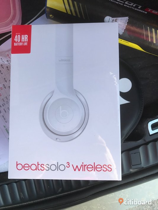beats by dre wireless solo 3 Nyköping / Oxelösund