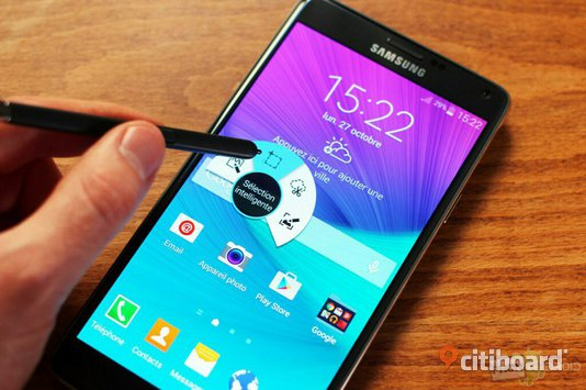 galaxy Note 4 Boden