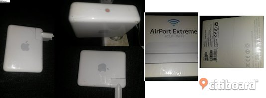 Apple AirPort Extreme A1408 Huddinge