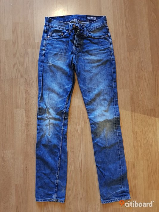 Crocker Jeans 308 Tapered 27/32 Borås / Mark / Bollebygd