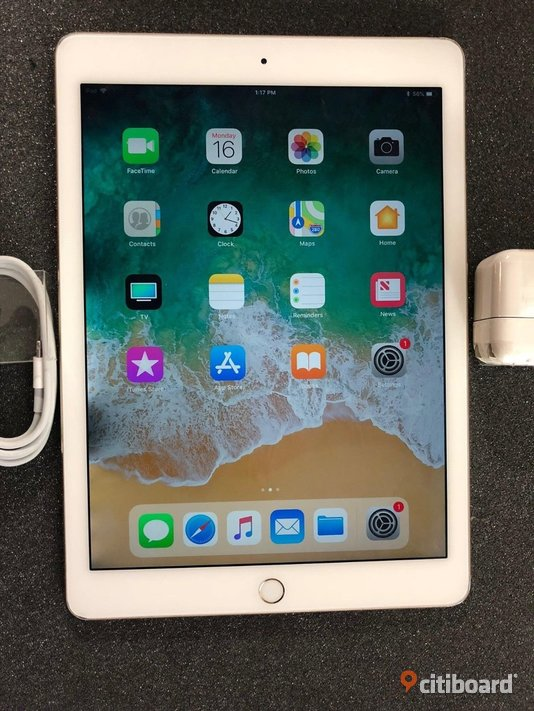"Apple iPad Air 2 64GB 9,7"" Guld  Mölndal"