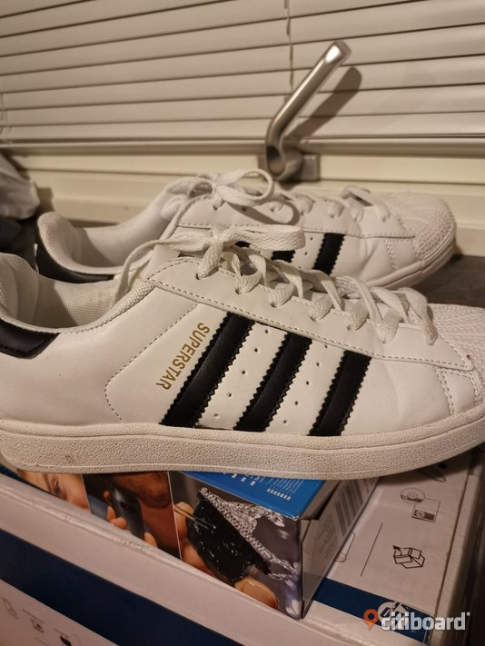Adidas superstar  43-44 Borås / Mark / Bollebygd