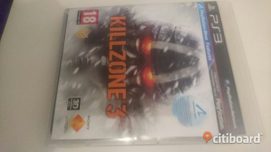 Killzone 3 ps3 Eskilstuna