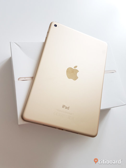 Apple iPad Mini 4 Wifi (64GB) Timrå Sälj