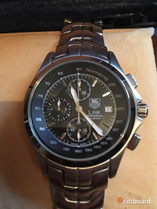 TAG HEUER Mens Chronograph 200 ATM