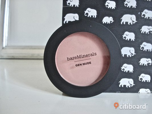 "Bare Minerals - Gen Nude Powder Blush! ""Pink Me Up""! Värde 385:-! Ny! Malmö"