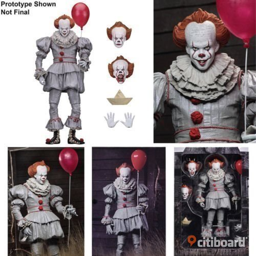Pennywise Stephen King's It Hobby & Samlarprylar Essunga