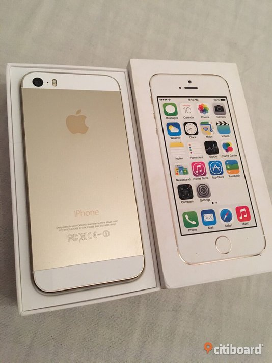 Iphone 5S 16GB Borås / Mark / Bollebygd