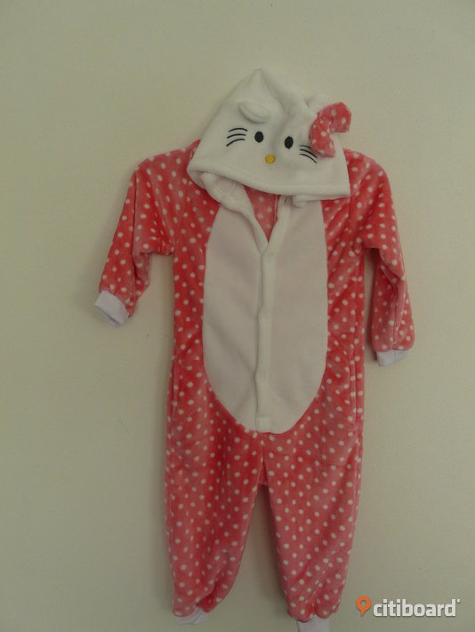 NY: Hello Kitty onepiece. Dot Kitty