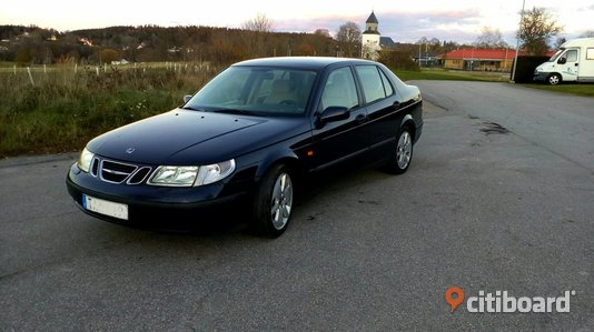 SAAB 9-5 Turbo Även byte