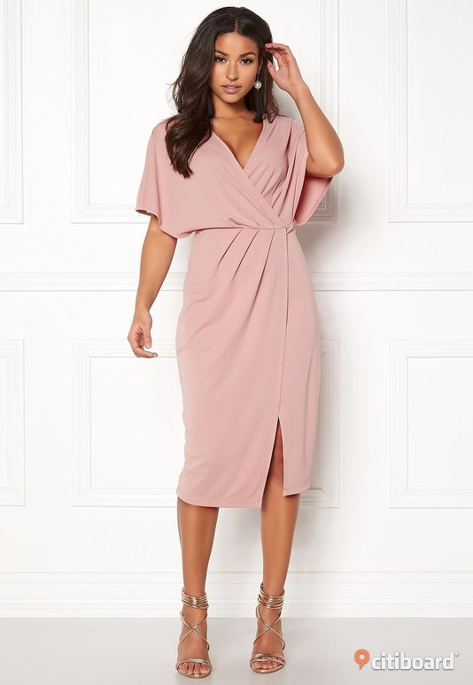 MAKE WAY Selena Dress Dusty Pink 34 32-34 (XS) Falun / Borlänge