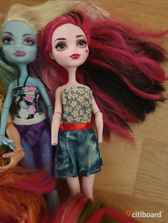 Monster high paket Karlstad