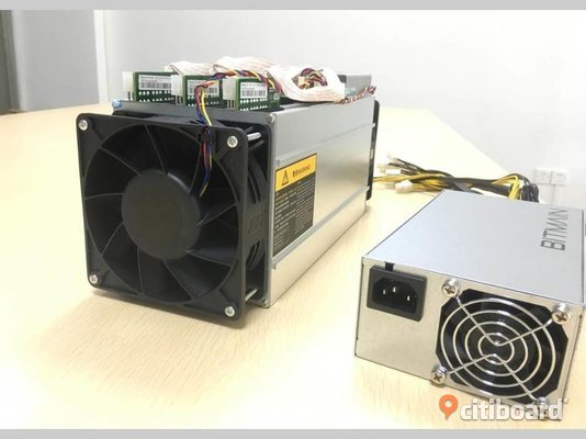 New Antminer S9 14TH/s APW3++ Power Supply Unit Salem