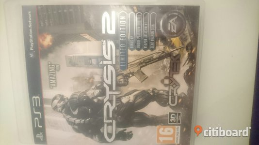 Crysis 2 ps3 Eskilstuna