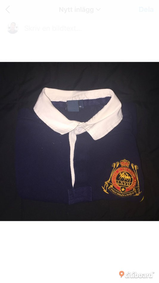 Polo Ralph Lauren Pike 48-50 (M) Stockholm