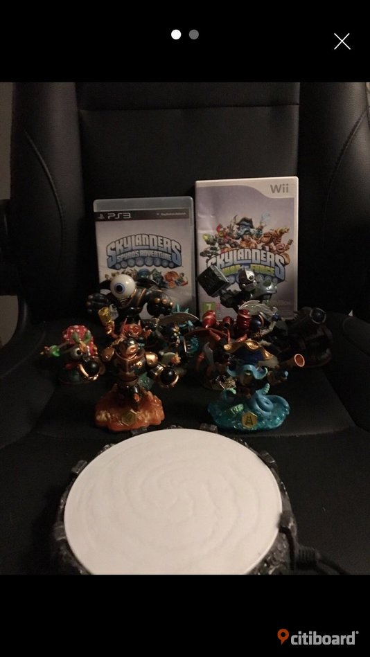 Skylanders swapp force. Mm Upplands Väsby