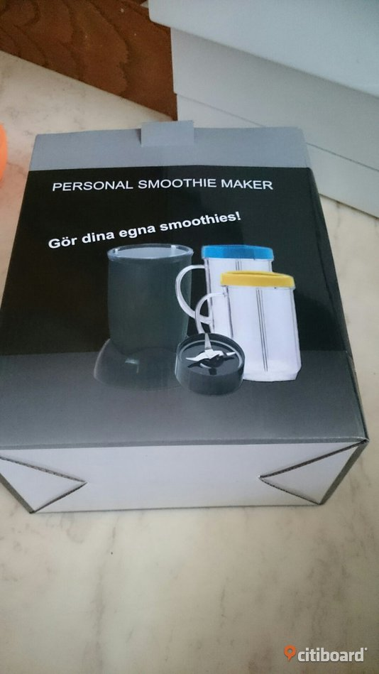 Smoothie maker Umeå