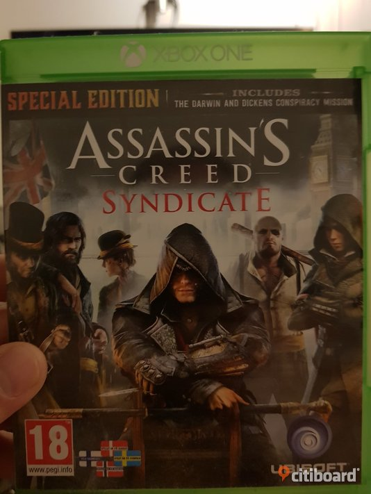 Assasins creed syndicate xbone Falun / Borlänge