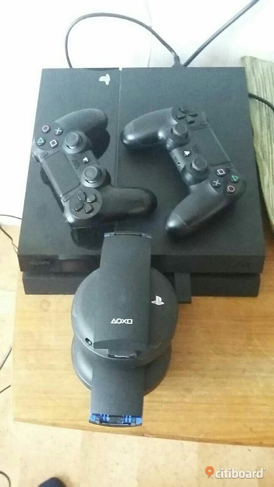 PS4 500GB Elektronik Västervik Sälj