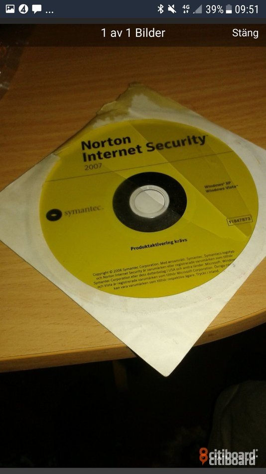 Norton Internet security Norrköping