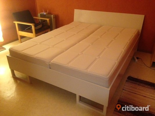 Excellent Bed With Memory Foam Mattresses 160x200 Ume 229