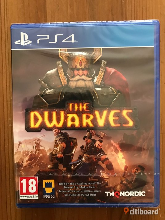 The Dwarves / Playstation 4 / PS4 Göteborg