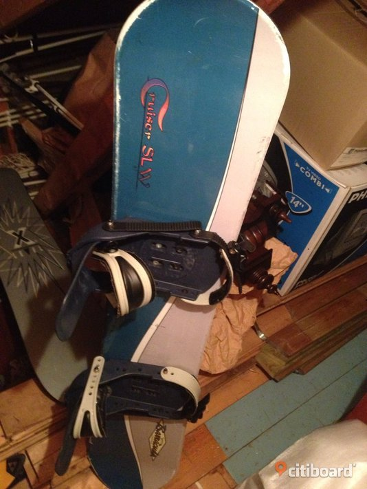 Snowboard Barracuda 130