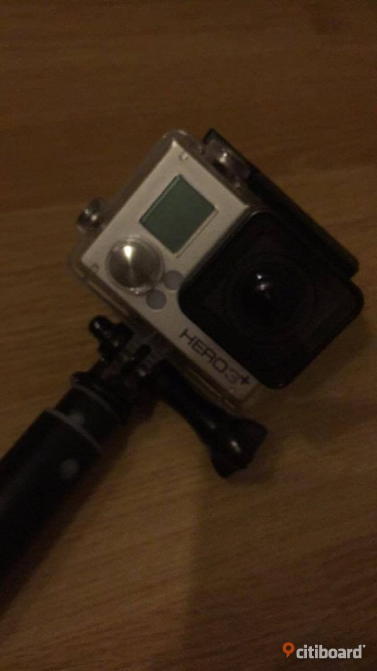 gopro 3 + silver edition