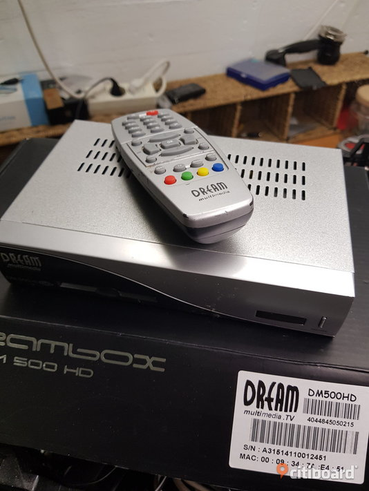 DreamBox DM-500 HD