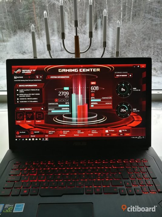 Asus gaming laptop  Salem