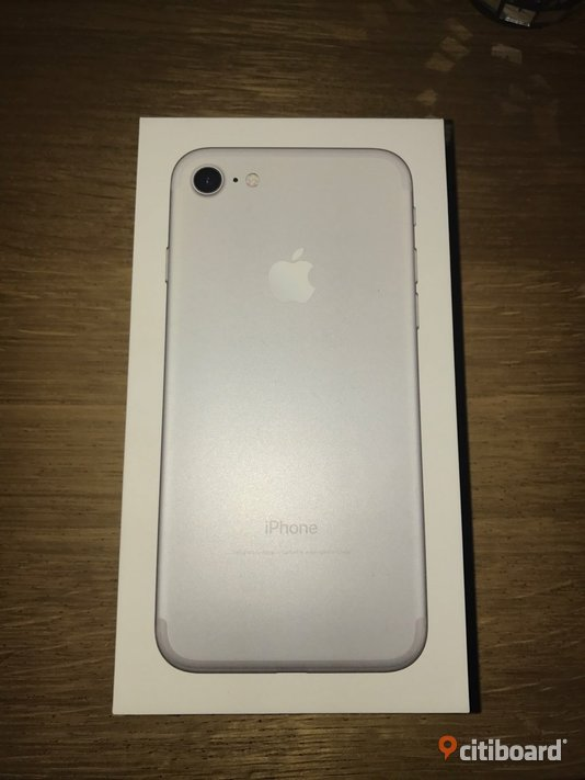 Iphone 7 silver