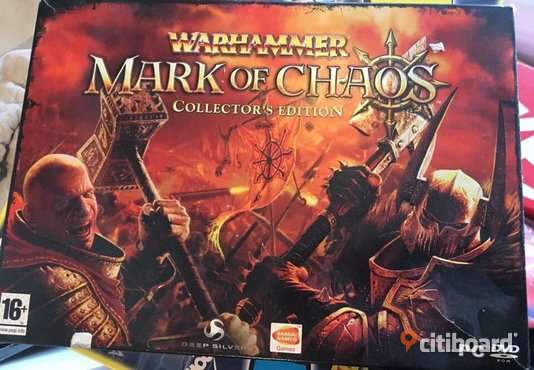 Mark of Chaos - Collecters Edition