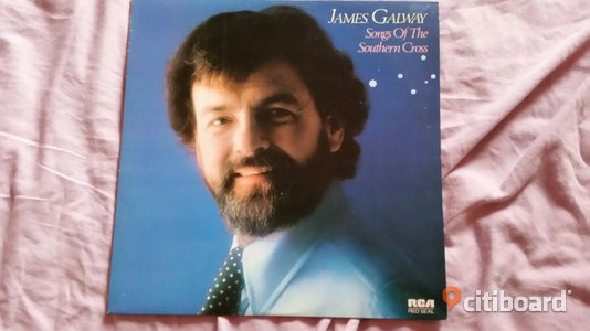 LP - James Galway - Songs Of The Southcern Cross