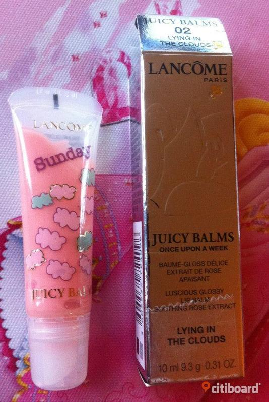 Lancôme Once Upon a Week Juicy Tubes -Limited Edition  Sunday: Lying in the Clouds