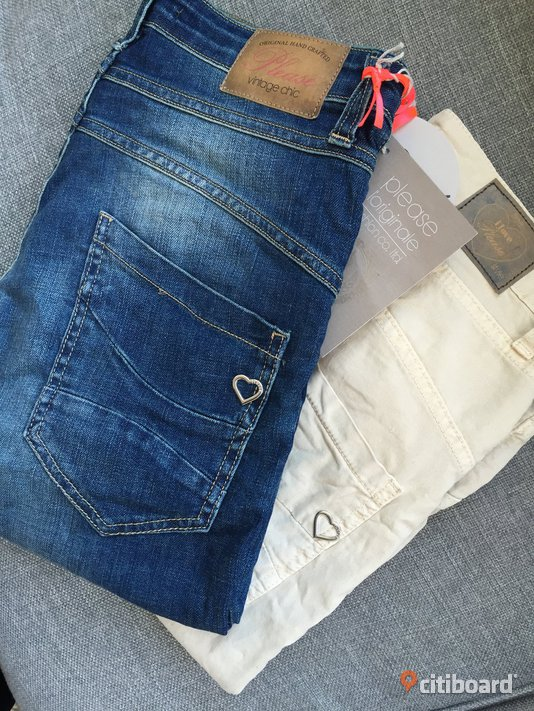 NYA PLEASE JEANS CLASSIC  Lund