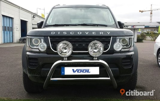 MINDRE frontbåge - Land Rover Discovery (4) 2011-2015 Kungsbacka