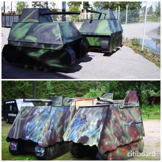 Paintball Equipment For Sale  Stockholm