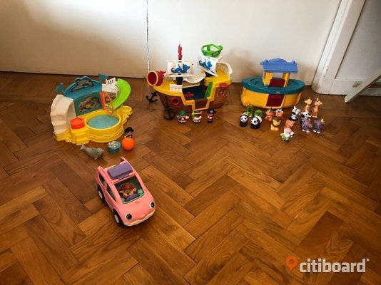Fisher-Price Little People Lekset